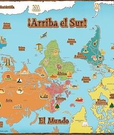 ¡Arriba el Sur! World Map