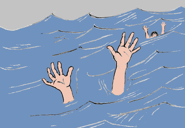 Children Drowning