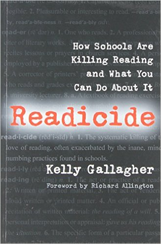 the issue of readicide in the classroom April 2015 volume 6, issue 3 his readicide (2009) interests of individual students in the classroom.