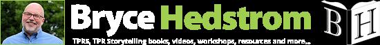 Bryce Hedstrom – TPRS Materials & Training Logo