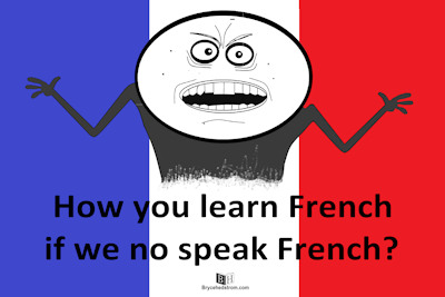 how to say materials in french